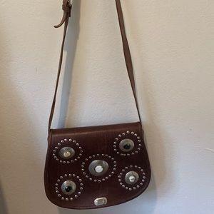 Brown Moroccan bag bought in Spain
